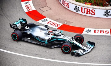 Grand Prix Μονακό: Ξεκίνησε δυναμικά τα δοκιμαστικά ο Χάμιλτον