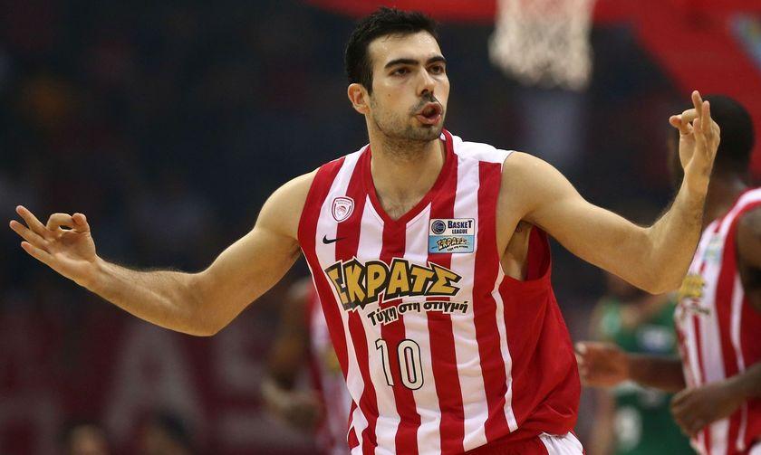 Γιαννακόπουλος: «Ο Σλούκας έχει υπογράψει στον Ολυμπιακό»