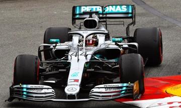 Grand Prix Μονακό: Ταχύτερος και στο FP2 ο Χάμιλτον
