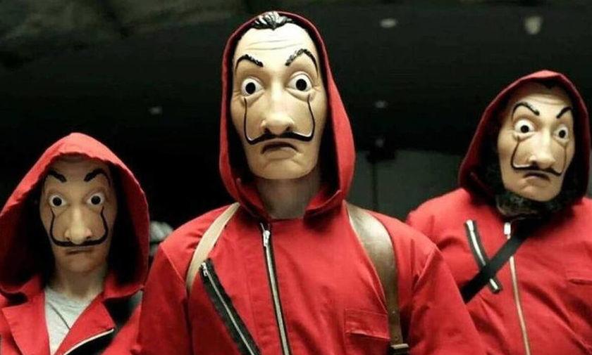 Eπιστρέφει το Casa de Papel στο Netflix- Δείτε το τρέιλερ (vid)