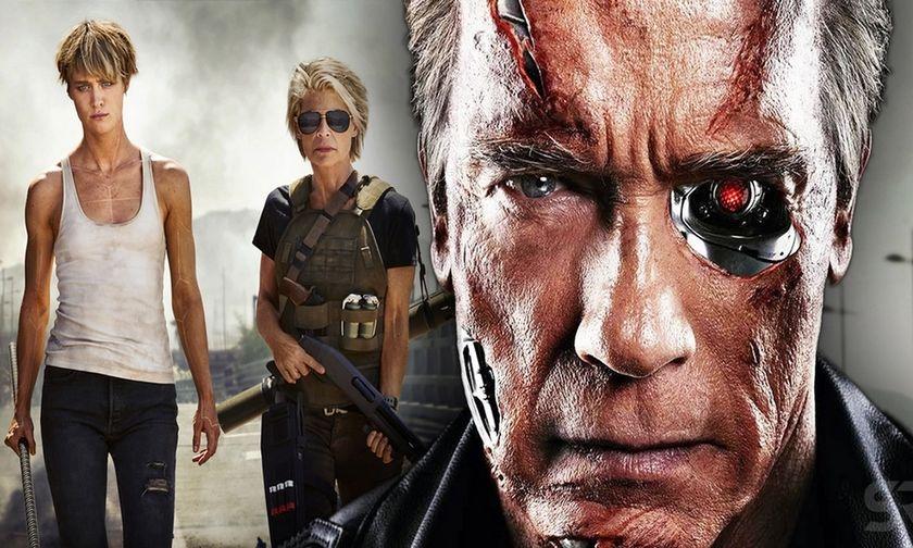 Δεν ονειρεύεσαι: Το πρώτο trailer του Terminator: Dark Fate