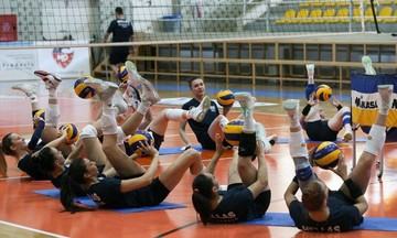 Silver European League: Η αποστολή της Εθνικής γυναικών για την Πορτογαλία