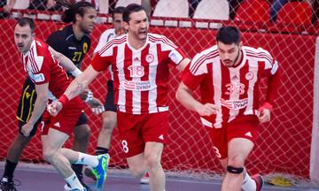 Livestreaming: Ολυμπιακός - ΑΕΚ (17:30)