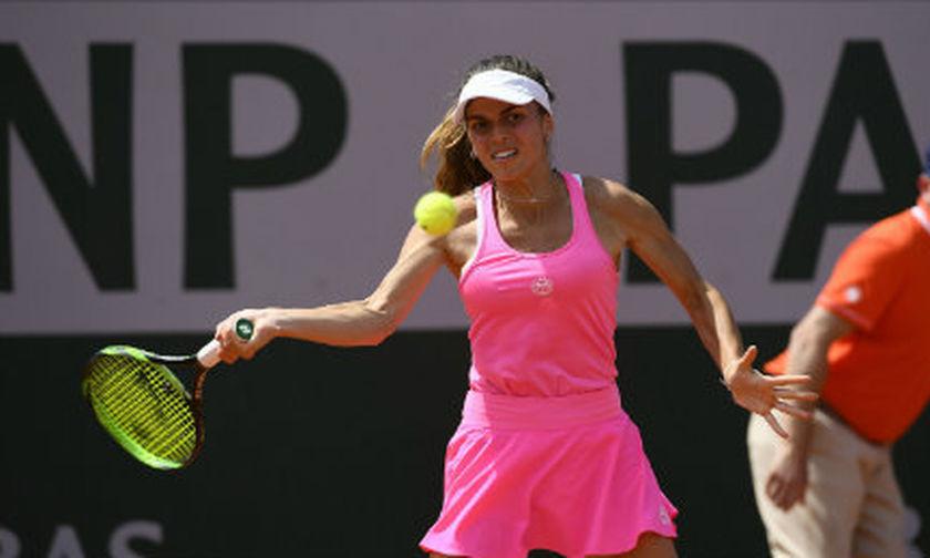 Δεν πέρασε στο κυρίως ταμπλό του Roland Garros η Γραμματικοπούλου