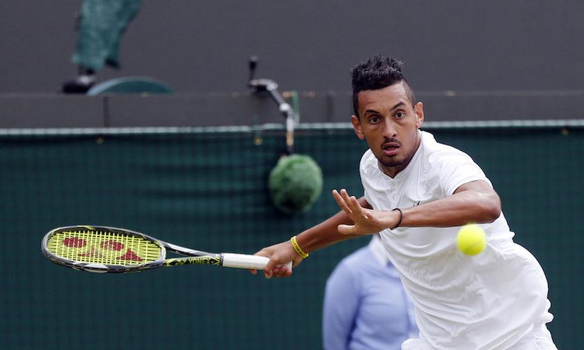 Απέσυρε την συμμετοχή του από το Roland Garros ο Κύργιος