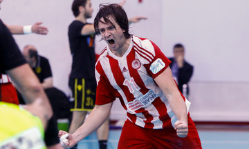 Ολυμπιακός - ΑΕΚ 22-17: Αφεντικό στον Ρέντη, αγγίζει τον τίτλο