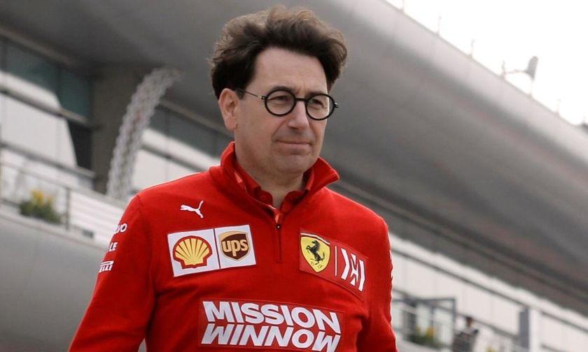 Επικεφαλής Ferrari: «Θα φέρουμε σημαντικές αναβαθμίσεις»