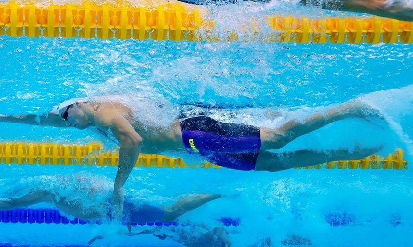 Ισοφάρισε το πανελλήνιο ρεκόρ στα 200μ μικτή ατομική η Παυλοπούλου