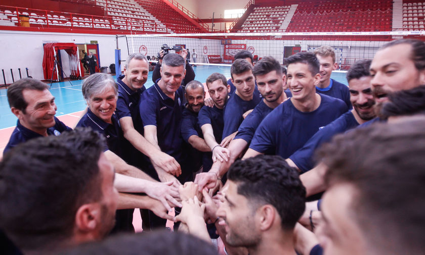 Silver European League: Η αποστολή της Εθνικής ανδρών για την Αυστρία