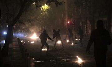 Νύχτα επεισοδίων σε Εξάρχεια και Θεσσαλονίκη