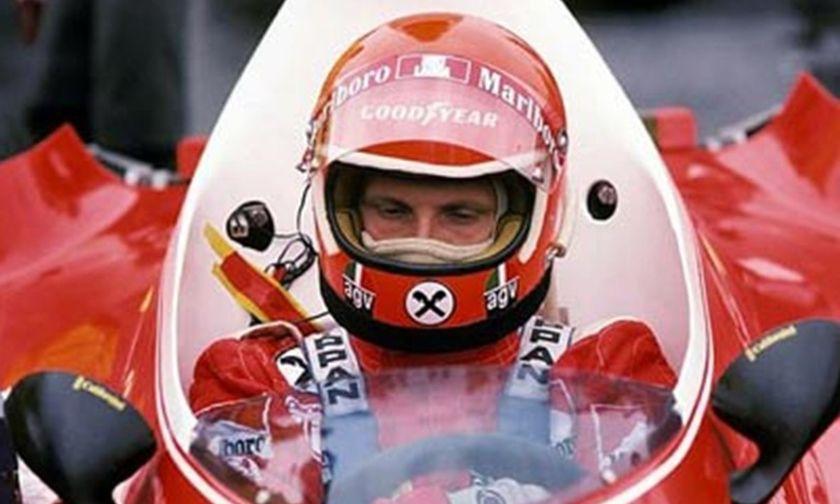 Με τη φόρμα αγώνων στη Formula- 1 και το κράνος θα ταφεί ο Νίκι Λάουντα (pic)