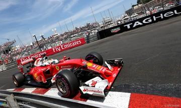 Grand Prix Μονακό: Ατύχημα του Φέτελ στα δοκιμαστικά (pic)
