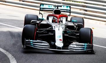 Grand Prix Μονακό: Pole position για Χάμιλτον, «γκάφα» της Ferrari