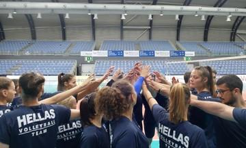 Silver European League Volley γυναικών: Πορτογαλία-Ελλάδα (live streaming)