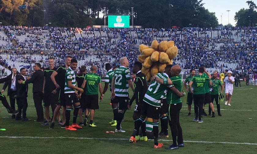 Η Σπόρτινγκ Κυπελλούχος Πορτογαλίας, 5-4 στα πέναλτι στην Πόρτο (highlights)