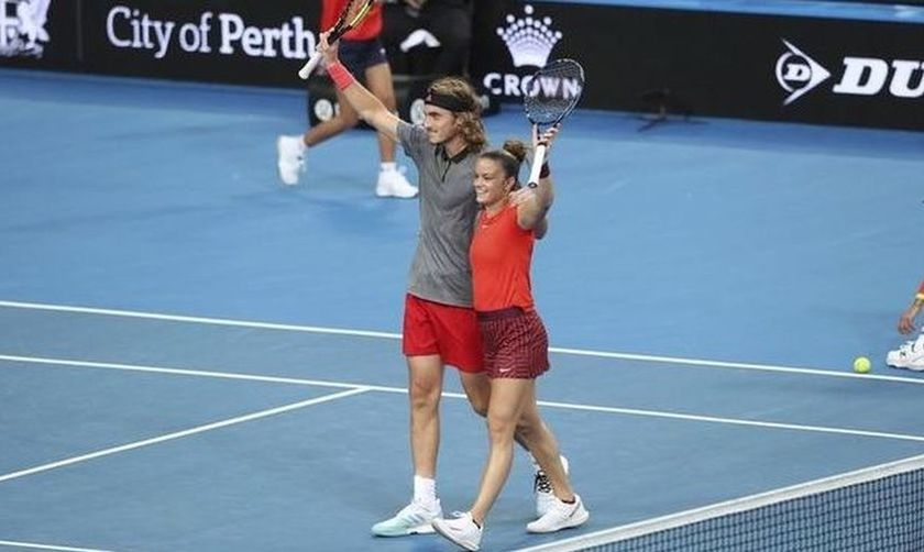 Roland Garros 2019: Αυτά είναι τα ποσά που έχουν κερδίσει ήδη Τσιτσιπάς και Σάκκαρη (pic)
