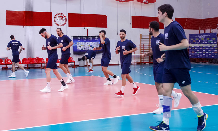Silver European League Volley ανδρών: Αυστρία-Ελλάδα (live score): 3-1(25-23, 25-20, 21-25, 25-22)