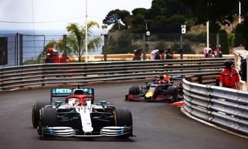 Grand Prix Μονακό: Νίκη για τον άψογο Χάμιλτον