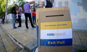 Εκλογές 2019: Το 100% των αποτελεσμάτων των Exit Poll (pic)