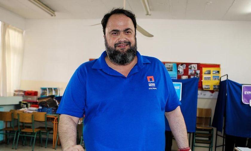 Εκλογές 2019: Μαρινάκης: «Ο λαός του Πειραιά γύρισε την πλάτη στους συκοφάντες» (vid)
