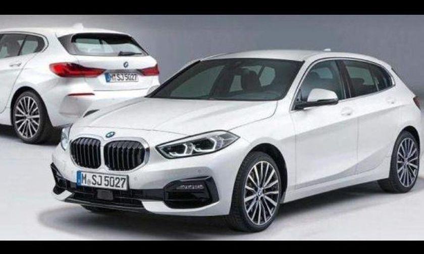 Διέρρευσε η νέα BMW Σειρά 1