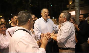 Εκλογές 2019: Στη Θεσσαλονίκη πρώτος ο Ταχιάος, μάχη για τη 2η θέση