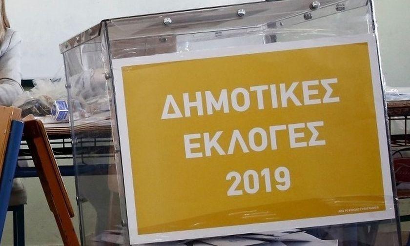 Εκλογές 2019: Το προβάδισμα στους δήμους Καλαμάτας, Τρίπολης, Ναυπλιέων, Σπάρτης, Κορινθίων