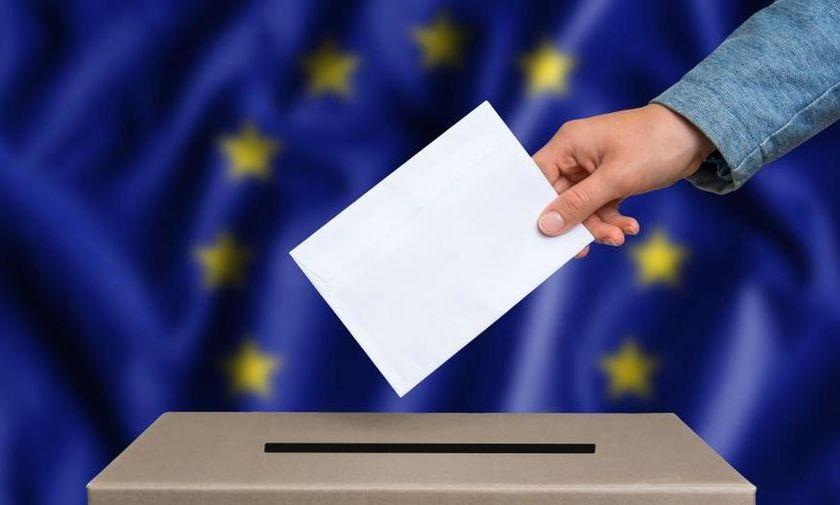 Ευρωεκλογές: Στις 9,4 μονάδες η διαφορά της Ν.Δ. από τον ΣΥΡΙΖΑ