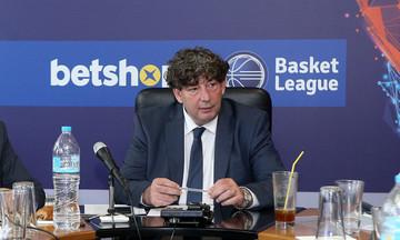 Γαλατσόπουλος: «Συμφωνήσαμε σε αλλαγές στη διαιτησία»