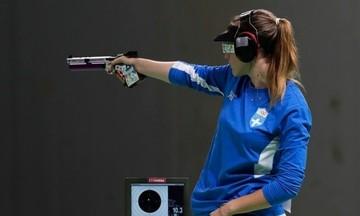 Παγκόσμιο Κύπελλο: Εκτός τελικού η Άννα Κορακάκη στο Sport Πιστόλι