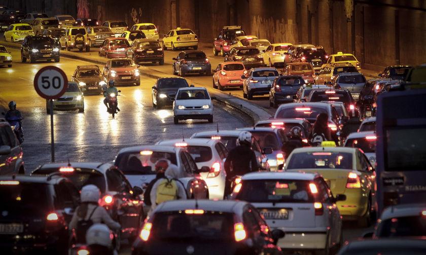 Κυκλοφοριακές ρυθμίσεις στη λεωφόρο Κηφισίας