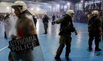 ΑΕΚ-Ολυμπιακός 21-28: Φωτογραφίες και βίντεο από τη «ζούγκλα» του ΟΑΚΑ (vid-pics)