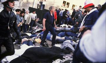 Χέιζελ 1985: Είκοσι φωτογραφίες που σοκάρουν!