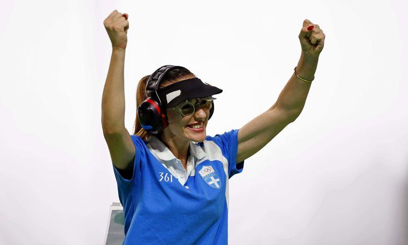 Χρυσό μετάλλιο για την Κορακάκη στο Παγκόσμιο Κύπελλο του Μονάχου