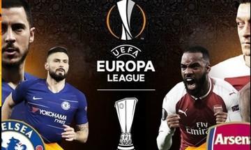 Tελικός Europa League: Οι ενδεκάδες Τσέλσι και Άρσεναλ (pic)