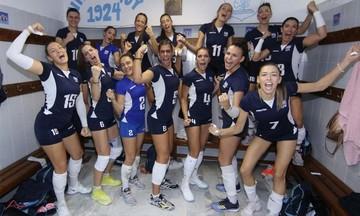 Ελλάδα - Σλοβενία 0-3: Ήττα για την Εθνική γυναικών, με 27 λάθη και  «άκαπνες» ακραίες
