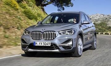 Νέα BMW X1 για πρώτη φορά plug-in υβριδική (vid)