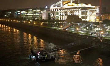 Βουδαπέστη: Επτά νεκροί και 19 αγνοούμενοι από ναυάγιο τουριστικού πλοίου (vid)