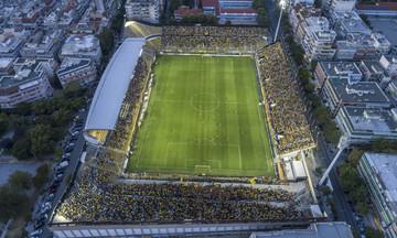 Άρης: Το «Βικελίδης» το πρώτο γήπεδο στην Ελλάδα με εξ' ολοκλήρου LED φωτισμό
