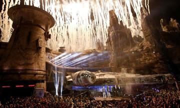 Το Star Wars απέκτησε το δικό του πάρκο! (pics)
