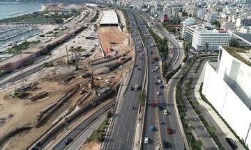 Κυκλοφοριακές ρυθμίσεις Παρασκευή-Σάββατο στο Δέλτα Φαλήρου