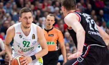 Προβάρει το στέμμα η Ζαλγκίρις στο πρωτάθλημα Λιθουανίας!