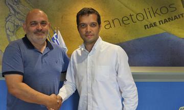 Επίσημο: Ο Κάστρο νέος προπονητής στον Παναιτωλικό