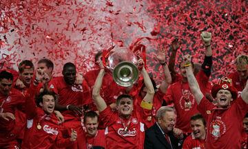 Τελικός Champions League: Οι αξέχαστες βραδιές της Λίβερπουλ