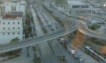 Παραλιακή τώρα: Κυκλοφοριακό έμφραγμα - Οι ρυθμίσεις, τα λεωφορεία