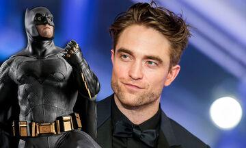 Επίσημο: Ο Robert Pattinson είναι ο νέος Batman!