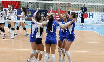 Silver European League: Νίκη για την εθνική γυναικών, 3-1 την Πορτογαλία