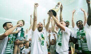 Χωρίς αντίπαλο στη Λιθουανία η Ζαλγκίρις!