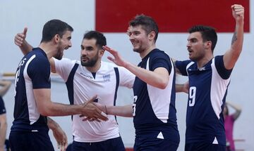 Silver European League: Πήρε «εκδίκηση» η Εθνική Ανδρών, 3-0 την Αυστρία