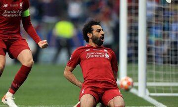 Tελικός Champions League: Δεύτερο γρηγορότερο το γκολ του Σαλάχ (vid)